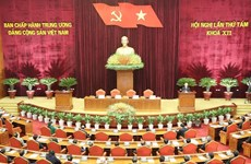 Officials, Party members make political commitments to people