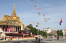 Cambodia marks 65th Independence Day with grand meeting