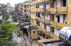 Hanoi wants mechanisms for old building restoration