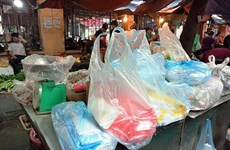 Hanoi strives to reduce plastic use
