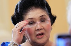 Philippines' anti-graft court issues arrest order to ex-First Lady