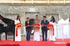 Hanoi city hosts Italian culture fair