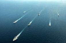 Singapore, India start large-scale military exercises