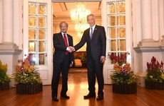 Malaysia looks to build competitive partnership with Singapore