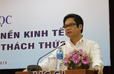 Seminar dissects Vietnam's competitiveness