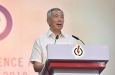 Singaporean PM calls on ASEAN states to open market, strengthen integration