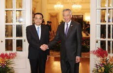 Singapore, China sign 11 bilateral cooperation documents