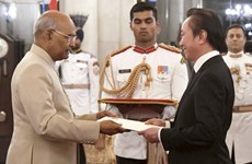 Vietnamese Ambassador to India presents credentials