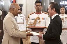 Vietnamese Ambassador to India presents credentials