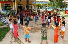 Association works to enhance protection of children's rights