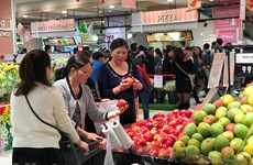 Efforts made to strengthen presence of Vietnamese products in foreign retail