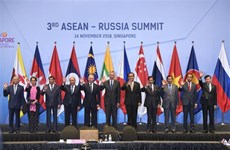 ASEAN, Russia upgrade ties to strategic partnership