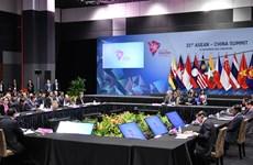 ASEAN - China Strategic Partnership Vision 2030 adopted