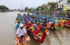 Soc Trang: Ooc Om Bok festival offers cultural activities