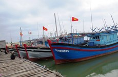 Satellite devices effective in monitoring fishing boats