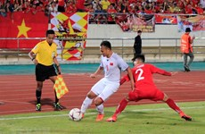 Malaysia presents challenge for Vietnam in AFF Cup