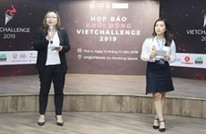 Global start-up contest for Vietnamese launched
