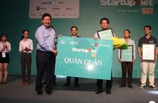 Best Vietnamese startups honoured