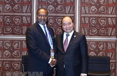 Vanuatu treasures friendship, cooperation with Vietnam