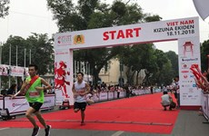 Run for Traffic Safety marks Vietnam – Japan relations