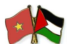 Greetings on 30th anniversary of Vietnam-Palestine diplomatic ties