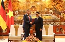 Hanoi welcomes German investment: municipal leader