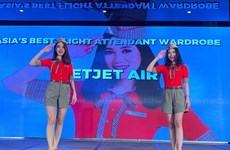 Vietjet uniforms soar above the rest
