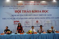 Mekong Delta's eastern coastal sub-region boasts huge potential for tourism