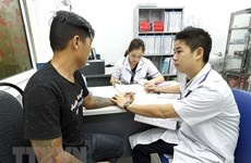 HIV carriers registered with health insurance reach 89 percent