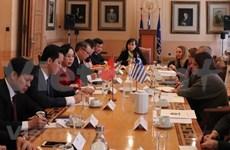 Hanoi, Athens seek closer ties in cultural heritage management