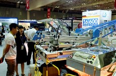 Footwear, garment and textile exhibitions kick off in HCM City