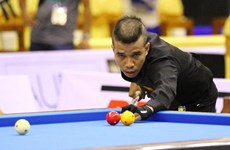 Vietnamese player becomes Asian's top cueist