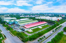 Long Hau industrial park works toward sustainable growth