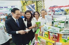 HCM City strengthens trade connection with southern localities