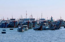 Seminar talks marine planning, coastal ecosystems in Mekong Delta