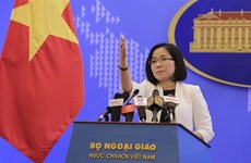 Preserving peace, stability in East Sea a shared responsibility: Vice spokesperson