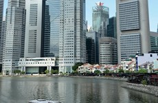 Singapore records 2.2 percent growth in Q3