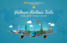 Vietnam Airlines Festa to offer attractive air tickets, travel promotions