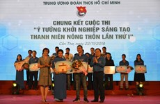 Youths win rural building startup contest