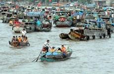 Floating markets among best photogenic destination