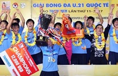 Hue city to host international U21 football tourney