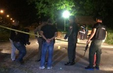 Three killed in gun attack in southern Thailand