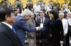 Vice President hosts artists to Asia-Europe new music festival