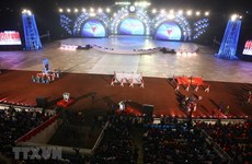 8th National Sports Games kicks off in Hanoi