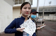 Tickets of Vietnam's semi-final match to sell online