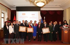 Friendship Order bestowed upon Russian universities
