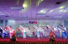 Lao National Day marked in Hanoi