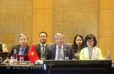 Vietnam attends 25th ASEAN Labour Ministers Meeting