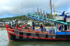 Ministry speeds up installation of fishing boat-tracking devices