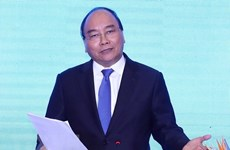 PM Nguyen Xuan Phuc pledges support to young startups
